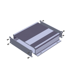 143*31-L aluminum pcb international electronic housing