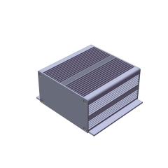 116*53-L electrical metal aluminum extrusion industry enclosure box manufacture