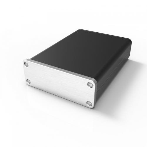 71x25.5-100 amplifier box electronics case china enclosure aluminium box for electronic device