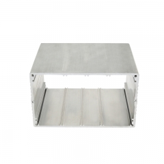 126*78Aluminum enclosure for electronic project with customized service