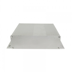 168*41Aluminum Enclosure heatsink with Anodized ,custom request are welcome