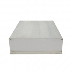 178*50 Aluminum Extrusion Enclosure, Extruded Aluminum Enclosure, Aluminium Enclosure Manufacturer