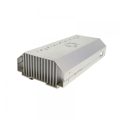 120*55aluminum extruded heatsink enclosure for electronic system,accept OEM orders